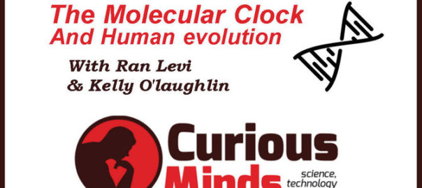 The Molecular Clock - Curious Minds Podcast