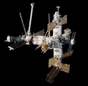Mir Space Station - Curious Minds Podcast